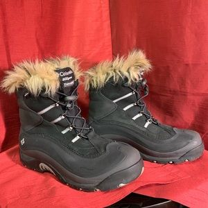 """Colombia """"Bugalicious"""" Boots Size 10"""